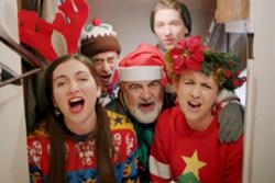 Discovery Networks UK promotes 'stacked' Christmas schedule
