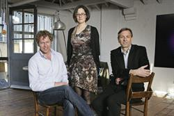 Trio unveil Now start-up