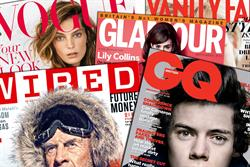 Condé Nast finds comparable dwell times for print and digital