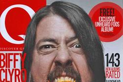 Q magazine tempts subscribers with unreleased Foo Fighters album