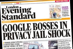 London Evening Standard one of few highpoints in regional ABCs