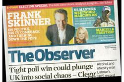 NEWSPAPER ABCs: The Observer's revamp fails to stem circulation decline