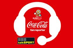 Coke partners with TalkSport for Euro 2012