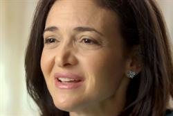 Facebook's Sandberg to speak at exclusive Times event
