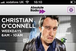 Absolute Radio's new mobile content boosts users