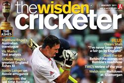 Cricket fans buy Wisden magazine from BSkyB