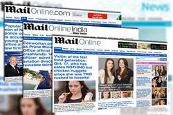 Mail Online overtakes New York Times to become world's no 1