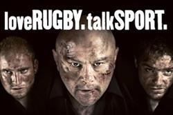 TalkSport to run digital radio promotion during Rugby World Cup