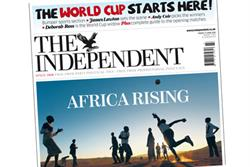 Kelner steers The Independent to best circulation of 2010