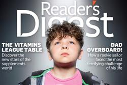 Reader's Digest targets circulation growth with sampling initiative