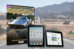 BBC's Top Gear to launch iPad app