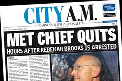 City AM on course for back-to-back annual profits