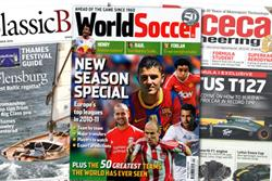 IPC to sell 50-year-old World Soccer to Chelsea Magazines