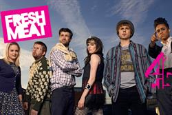 Channel 4 to stream Fresh Meat Q&A on Twitter