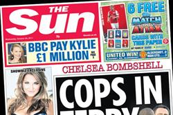 The Sun outperforms the ad market after phone hacking scandal