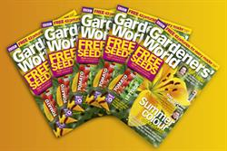 Gardeners' World magazine celebrates 20th birthday