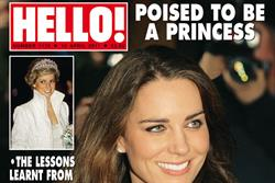 Hello! readies biggest-ever issue for Royal Wedding
