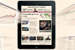 FT adds Weekend supplements to iPad app