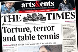 Paper Round (12 March) - a look at the day's newspapers