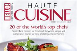 Hello! launches Haute Cuisine spin-off