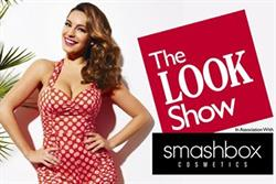 Smashbox Cosmetics sponsors The Look Show