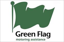 Green Flag in bank holiday promotion with Daily Mirror and Heart