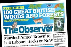 NEWSPAPER ABCs: Observer's circulation sinks to lowest on record