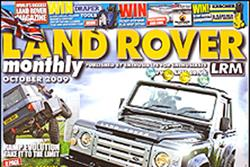 Dennis acquires Land Rover Monthly
