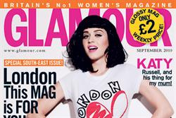 MAGAZINE ABCs: Glamour extends lead in women's sector