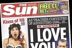 Dinsmore becomes editor of The Sun as Mohan takes wider role