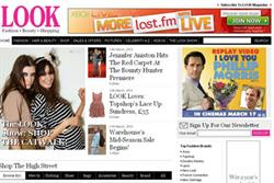 Look magazine overhauls fashion site