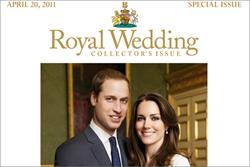 IPC's Country Life rolls out Royal Wedding collector's issue