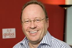 Global Radio's Don Thomson leaving company
