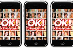 Live like a celeb with OK! iPhone app