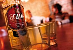 Grant's Whisky to sponsor ITV4 programming