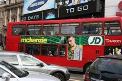 CBS Outdoor retains £12m London bus deal