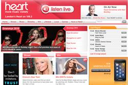 Global Radio launches new Heart.co.uk
