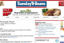 Sunday Tribune hopes revamp will rekindle its fortunes