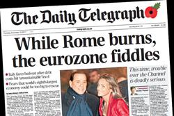 The Daily Telegraph mirrors Guardian with 20p price rise
