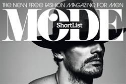 ShortList unveils fashion magazine ShortList Mode