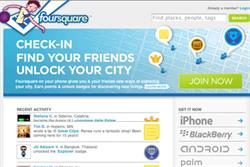 Foursquare interest rockets after launch of Facebook Places