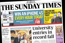 NEWSPAPER ABCs: Quality Sundays suffer lean October