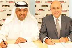 BSkyB targets Middle East with Sky News joint venture