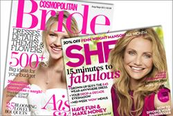 Hearst UK closes She and Cosmo Bride