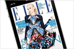 Elle steps up digital strategy with the launch of mobile site
