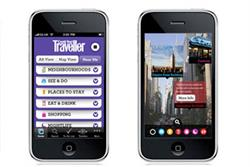 Condé Nast Traveller launches iPhone city guide apps