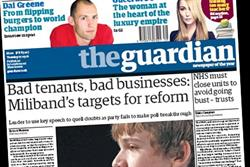 NFRN warns Guardian advertisers of possible vendor backlash