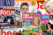 Economic climate dampens sales of print magazines