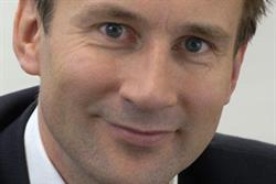 Hunt underlines commitment to broadband and local media