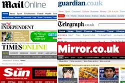 Times Online overtakes Mail Online in January ABCe figures
